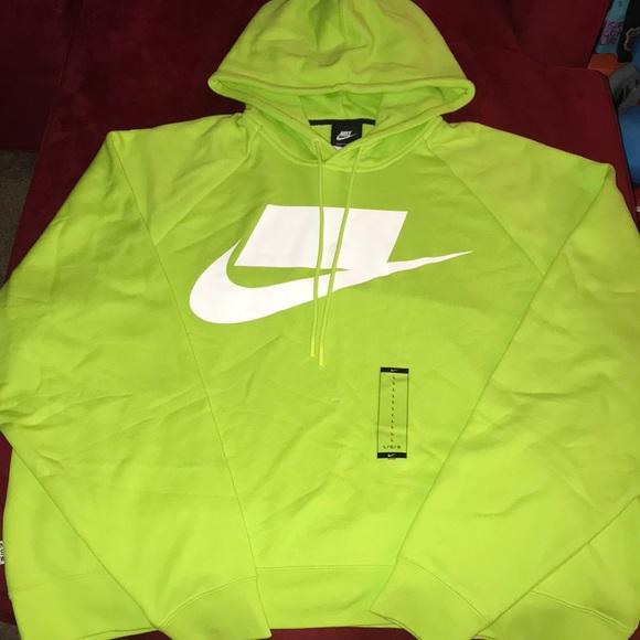 Respetuoso robo Alegre  Nike Shirts | Nike Sportswear French Terry Hoodie | Poshmark
